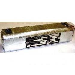 Adapterplaat / oplooprem verhoging / verlaging 15mm