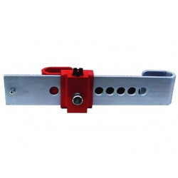 Double lock Container lock ongekeurde container slot