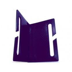 Hoekbeschermer voor het beschermen van de spanband op scherpe hoeken