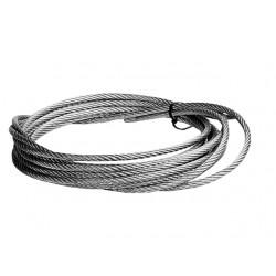 Lier kabel Ø 8 8,5 mtr 700 kg